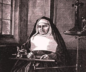 Mother Francis Clare (Margaret Anna Cusack)