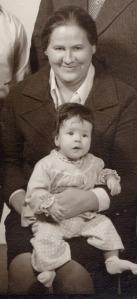 Me an Mom, circa 1973