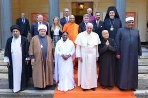 Global Faith Leaders Signed Declaration Against Trafficking in December 2014