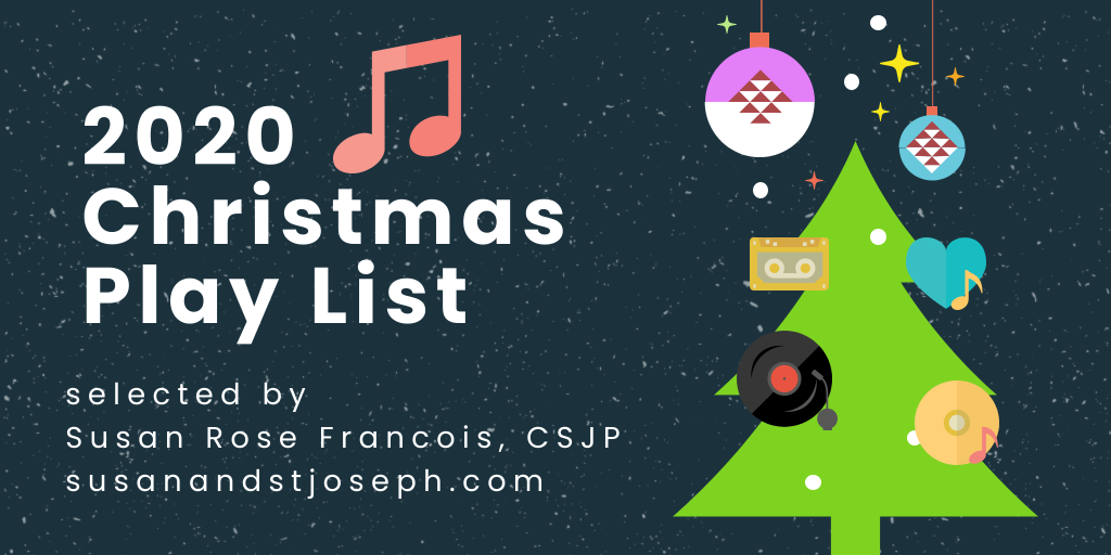 Christmas Play List graphic
